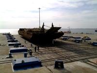 Brunei – Schiffshebewerk 60m / 2000t Hubkraft inkl. Transfersystem